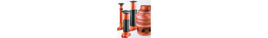 Фасонные части для дренажных труб