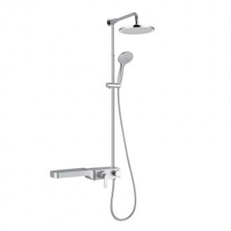 Душевая система Q-tap 1104 SIL цена