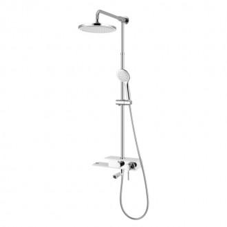 Душевая система Q-tap 1109 WHI цена
