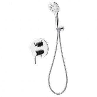 Душевая система Q-tap 1113 CRM цена