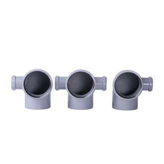 Колено TA Sewage 50х110х50х110, 90° цена