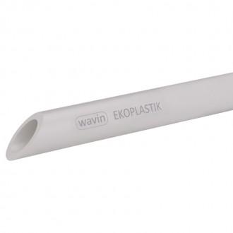 Труба из PPR Ekoplastik 20х3,2 PN20 цена