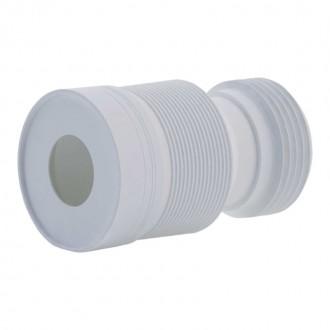 Гофра ANI Plast К828 для унитаза d 110 мм, длина 230 мм - 500 мм цена
