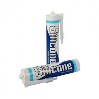 Герметик Unipak Silicone 300 мл белый цена