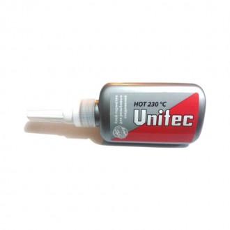 Клей-герметик Unitec Hot Unipak 75 мл в