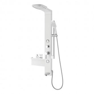 Душевая панель Q-tap 1114 WHI цена
