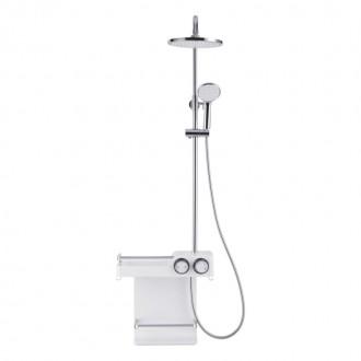 Душевая панель Q-tap 1115 WHI цена