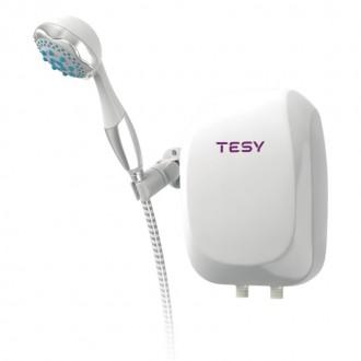 Водонагреватель Tesy проточный 5,0 кВт с душевой лейкой IWH50X02BAH цена