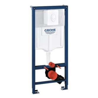 Инсталляция для унитаза Grohe Rapid SL 38722001 цена
