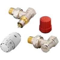 Комплект термостатический Danfoss RAS-C2+RA-N+RLV-S 1/2