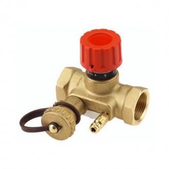 Балансировочный клапан Danfoss USV-I3/4