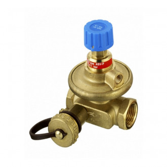 Балансировочный клапан Danfoss ASV-P 1/2