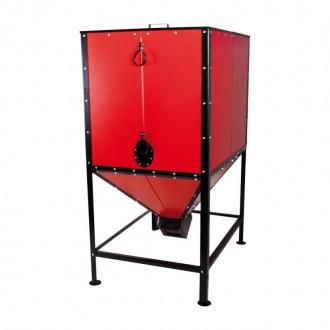 Бункер для твердотопливного котла Thermo Alliance Vulcan SF 1,6 куб. м. цена