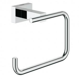 Держатель для туалетной бумаги Grohe Essentials Cube 40507001 цена