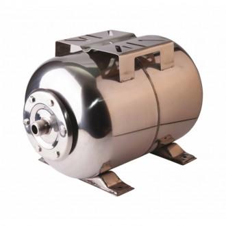 Гидроаккумулятор Womar 50 л корпус нержавеющая сталь цена