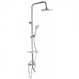 Душевая система Q-tap 1004 CRM цена