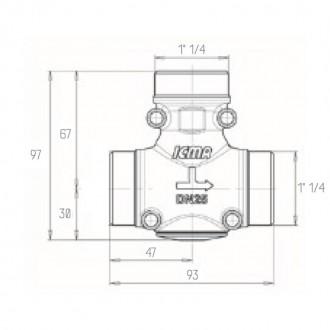 Антиконденсационный клапан Icma 1 цена