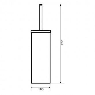 Ершик для унитаза GF (CRM)S-321-2 цена
