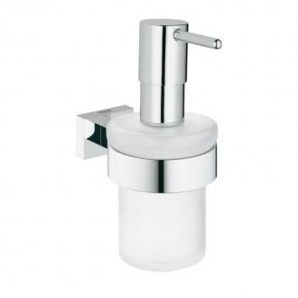 Дозатор для жидкого мыла  Grohe  Essentials Cube 40756001 цена