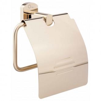 Держатель для туалетной бумаги Q-tap Liberty 1151 ORO цена