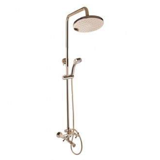 Душевая система Q-tap Liberty ORO 140-210 цена