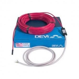 Кабель DEVIbasic 20S 1260 Вт, 63 м 140F0221 цена