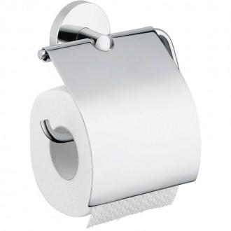 Держатель для туалетной бумаги Hansgrohe Logis 40523000 цена