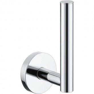 Держатель для запасной туалетной бумаги Hansgrohe Logis 40517000 цена