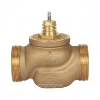 Клапан двухходовой регулирующий Danfoss VRB2 25 065Z0177 цена
