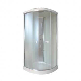 Душевой бокс Q-tap SB8080.1 SAT цена
