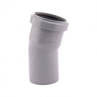 Колено PPR TA Sewage 50х50, 15° цена