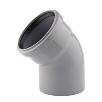 Колено PPR TA Sewage 50х50, 45° цена