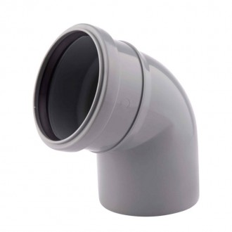 Колено PPR TA Sewage 50х50, 67° цена