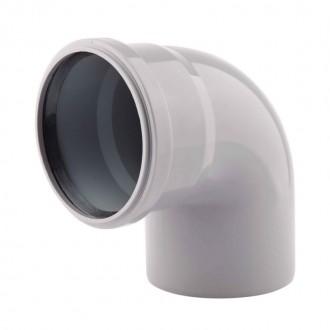 Колено PPR TA Sewage 110х110, 90° цена