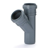 Тройник TA Sewage 50х50х50, 45°