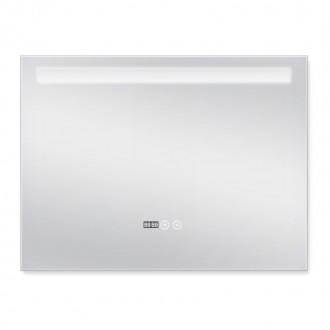 Зеркало с подсветкой и антизапотеванием Q-tap Mideya LED DC-F915 800*600 цена