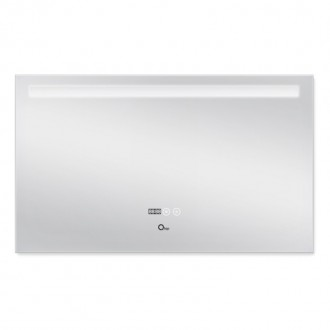 Зеркало с подсветкой и антизапотеванием Q-tap Mideya LED DC-F609 1000*600 цена