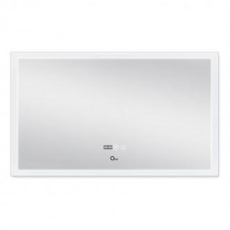 Зеркало с подсветкой и антизапотеванием Q-tap Mideya LED DC-F615 1000*600 цена
