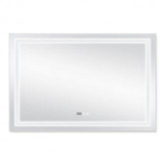 Зеркало с подсветкой и антизапотеванием Q-tap Mideya LED DC-F613 1200*800 цена