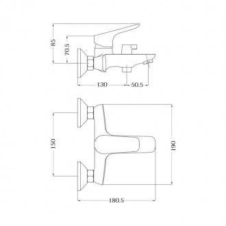 Душевой набор Touch-Z Rimax Set 35-111 цена