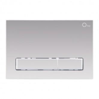 Инсталяция Q-tap Nest M425-M08CRM с панелью смыва Chrome цена