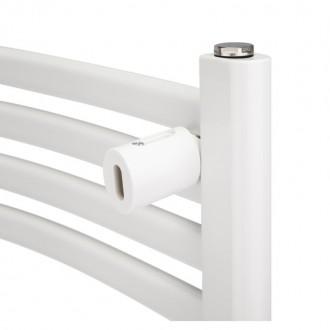 Водяной полотенцесушитель Q-tap Dias (WHI) P21 1200x600 HY цена