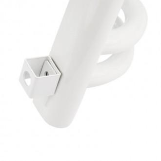 Водяной полотенцесушитель Q-tap Glory (WHI) P22 1200x500 HY цена