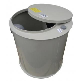 Жироуловитель промышленный (сепаратор жира) СЖК 36,0-4,0 цена