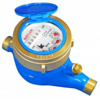 Счетчик холодной воды многоструйный Baylan Мокроход TY-5 /R=160 DN15