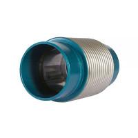 Компенсатор осевой приварной стальной, Ду 100 / L30 / PN16